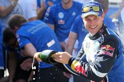 Winner Andreas Mikkelsen Volkswagen Motorsport