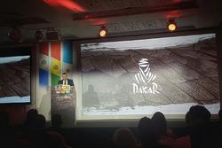 Director del Dakar Etienne Lavigne