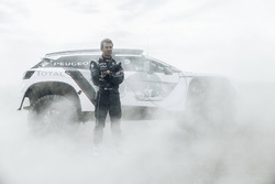 Представление гонщиков Peugeot