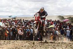 Carlos Gracida, HT Honda Rally Raid