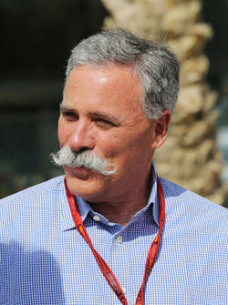 Chase Carey, Formula One Group Vorsitzender