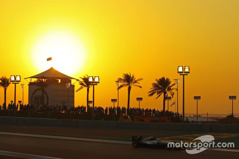 20ª Hamilton en Abu Dhabi