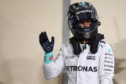 Tweede Nico Rosberg, Mercedes AMG F1