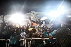 Nico Rosberg, Mercedes AMG F1 viert zijn wereldtitel