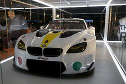 Presentación John Baldessari BMW M6 GTLM Art Car