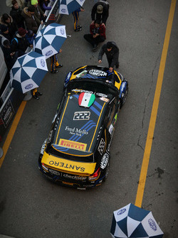 Тони Кайроли и Данило Фаппани, Citroën DS3 WRC