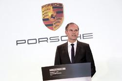 Michael Steiner, Porsche AG