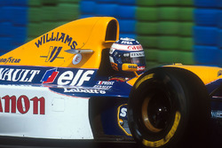 Alain Prost, Williams FW15C, Renault