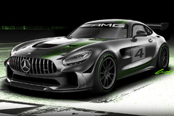 Präsentation: Mercedes-AMG GT4