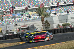 Domingo, Ferrari Challenge Coppa Shell