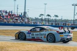 Ferrari-Challenge, Trofeo Pirelli: Sonntag