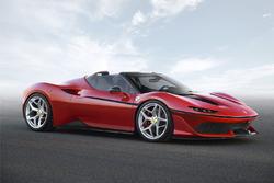 Презентація Ferrari J50