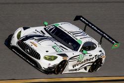 #50 Riley Motorsports Mercedes AMG GT3: Гуннар Жанетт, Купер МакНіл, Шейн ван Гісберген