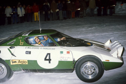 Бьорн Вальдегард и Ханс Торшелиус, Lancia Stratos