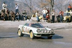 Сандро Мунари и Сильвио Майга, Lancia Stratos