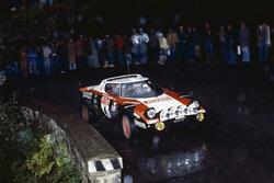 Маркку Ален и Илкка Кивимяки, Lancia Stratos