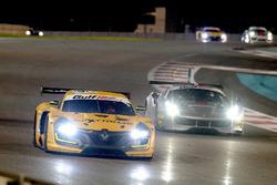 #16 GP Extreme Renault RS 01: Jordan Grogor, Nicky Pastorelli, Stuart Hall