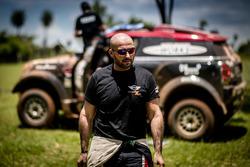 306 X-Raid Team Mini: Yazeed Al Raji