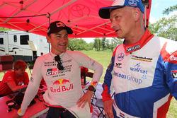 Giniels de Villiers, Overdrive Racing, Erik van Loon