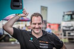 #507 Team De Rooy, IVECO: Ton Van Genugten