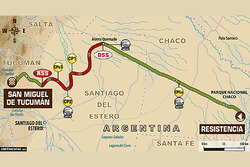 Etapa 2: Resistencia - San Miguel de Tucuman