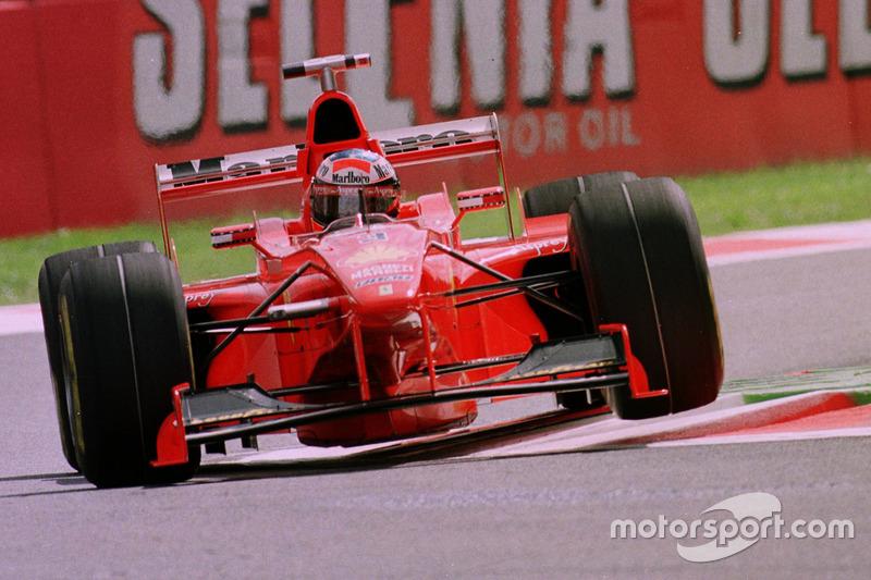 18. Italia 1998, Ferrari F300