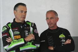Johannes van Overbeek, Ed Brown, Tequila Patron ESM