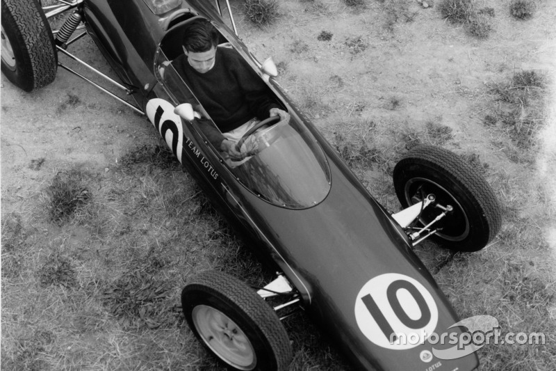1962: Lotus 25 Climax