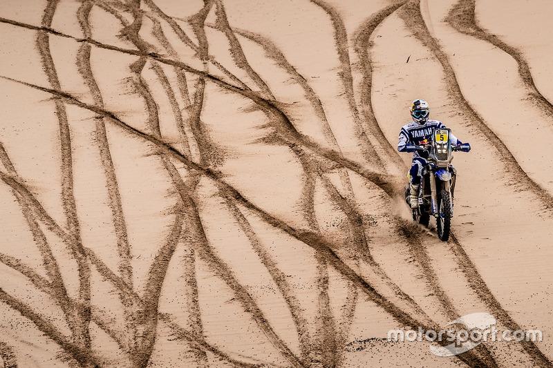 4. #5 Yamaha Official Rally Team: Елдер Родрігес