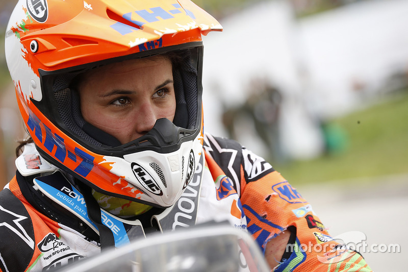 #19 KTM Racing Team: Лайя Санс