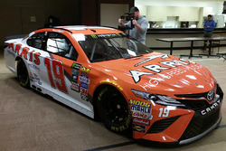 Car y Daniel Suárez, Joe Gibbs Racing Toyota