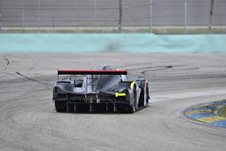 #121 FP1 Ligier LMP3 driven by Henry Gilbert & Ari Rivera of Classic Car Club Miami