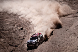 №306 X-Raid Team Mini: Язид Аль-Раджи и Тимо Готтшальк