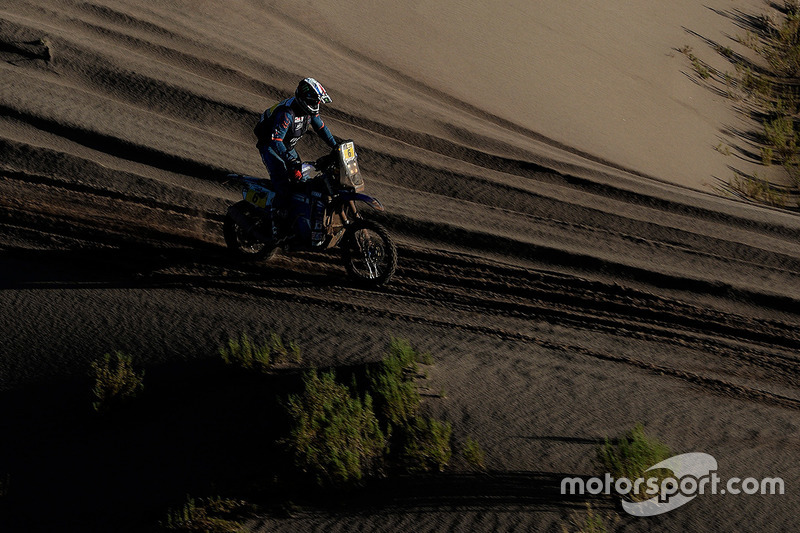 3. #6 Yamaha Official Rally Team: Адріан ван Беверен