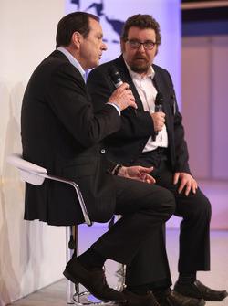 Alan Gow talks to Matt James