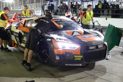 №14 Optimum Motorsport Audi R8 LMS: Джо Осборн, Флик Хэй, Райан Рэтклифф, Кристофер Хаасе