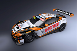 Miedecke Stone Motorsport livery onthulling