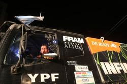 #502 Team De Rooy, IVECO: Федеріко Вільягра