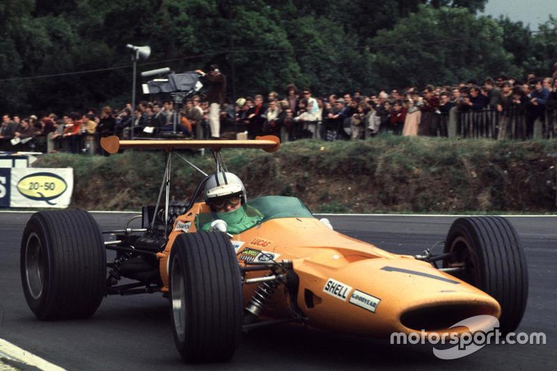 Denny Hulme - 6 galibiyet