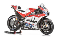 The Ducati Desmosedici GP17