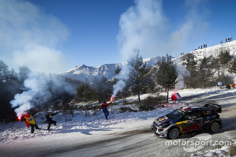 8. Sébastien Ogier, Julien Ingrassia, Ford Fiesta WRC, M-Sport