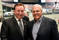 Richard Childress und Rick Hendrick