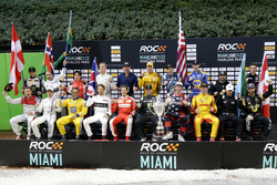 All drivers at the Nations cup