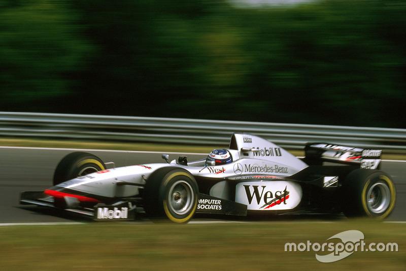 McLaren MP4/12 (1997)