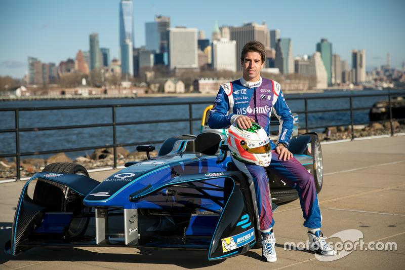 Antonio Felix Da Costa, Andretti Fórmula E