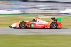 #88 Starworks Motorsport ORECA FLM09: Скотт Майер, Алекс Попов, Джеймс Дайсон, Себастьян Сааведра