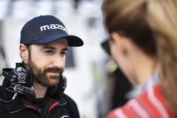 James Hinchcliffe, Mazda Motorsports