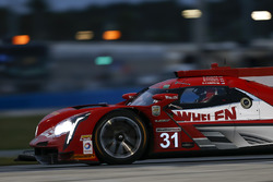 #31 Action Express Racing, Cadillac DPi: Eric Curran, Dane Cameron, Seb Morris, Mike Conway