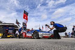 #68 Ford Performance Chip Ganassi Racing, Ford GT: Billy Johnson, Stefan Mücke, Olivier Pla