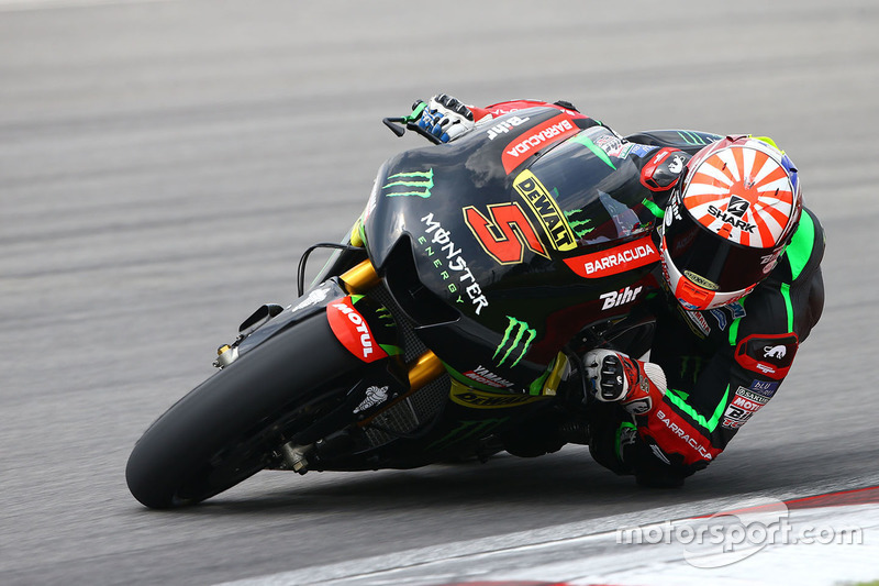 11º Johann Zarco (Monster Yamaha Tech3) 1:59.772 a 0.404